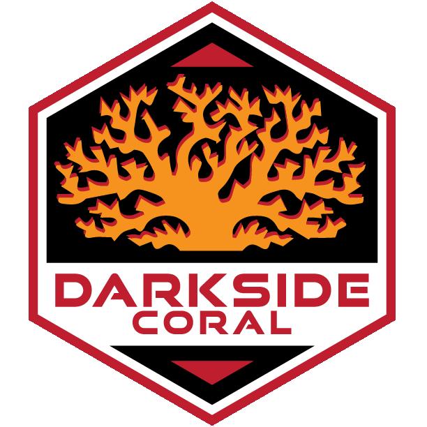 Dark Side Coral